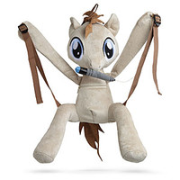 Dr. Hooves Plush MLP Backpack