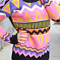Smile Brightly Sweater