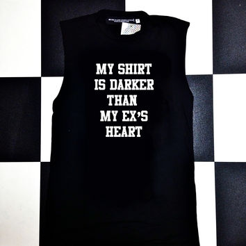 SWEET LORD O'MIGHTY! DARKER THAN MY EX'S HEART