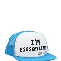 Regular Show Eggscellent Snapback Trucker Hat | Hot Topic