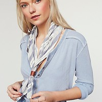 Free People Womens Scouts Honor Cuffed Bandana