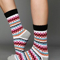 Free People Clothing Boutique > Fireside Boot Sock