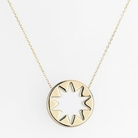 Women's House of Harlow 1960 Mini Sunburst Pendant Necklace (Online Only)