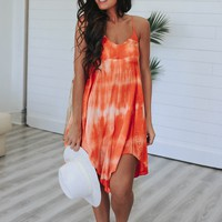 Tropical Punch Dress