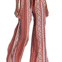 ASTR the Label Regina Gaucho Pants | Nordstrom