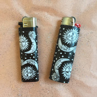 Sun and Moon Lighter