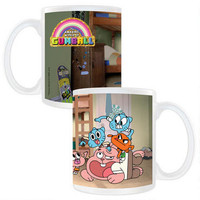The Amazing World of Gumball Bedroom 11-Ounce Mug | CartoonNetworkShop.com
