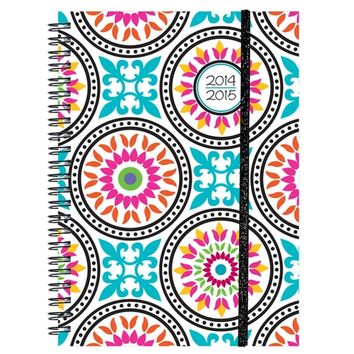 Sugarland Medium Weekly/Monthly Planner by Studio C | Studio C by Carolina Pad