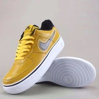 Nike Air Force 1'07 Lv8 Suede Fashion Casual Low-Top Old Skool Shoes