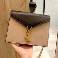 YSL retro women's versatile chain bag shoulder bag