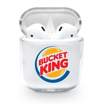 Bucket King Airpods Case