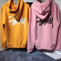 Stussy Hoodie Classic Top Sweater Pullover