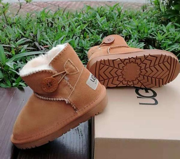 Image of UGG Girls Boys Children Baby Toddler Kids Child Fashion Casual Boots Shoes
