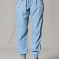 Tencel Utility Pants