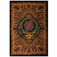 Grateful Dead - Steal Your Face 3D Tapestry on Sale for $26.95 at HippieShop.com