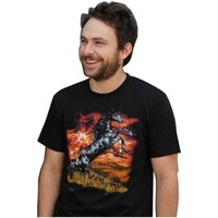It's Always Sunny in Philadelpha Charlie Horse T-Shirt (XLarge)