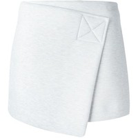 Marc By Marc Jacobs Wrap-Style Asymmetric Mini Skirt
