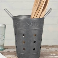 Set of 3 Utensils Basket
