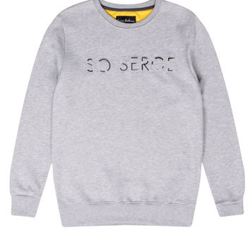 Serge DeNimes So Serge Camo Sweatshirt
