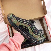 Nike Air Max 97 Fashionable and casual sports shoes-1