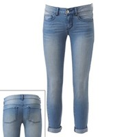 SO Rolled Skinny Jeans - Juniors
