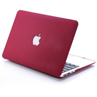 High Quality Case For Apple macbook Air Pro Retina 13 inch Shell cover For Mac book 13.3 inch hard laptop bags women men black