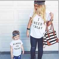 Mommy and Me Matching tees