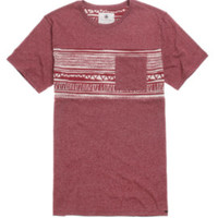 On The Byas Jesse Pieced Crew T-Shirt at PacSun.com
