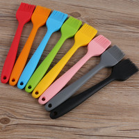 BBQ Tools Silicone Brush 4pcs/set [10211402444]