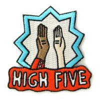High Five Patch