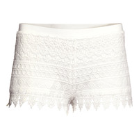 H&M - Lace Shorts