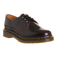Dr. Martens 1416 Shoe Cherry Red - Flats