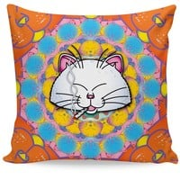 Korin Faced Couch Pillow