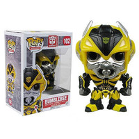Funko POP! Movies: Transformers: Age of Extinction-Bumblebee Action Figure