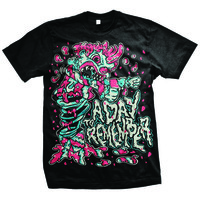A Day To Remember: Jack In  The Box T-Shirt