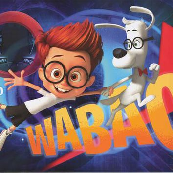 Mr Peabody and Sherman Movie Poster 22x34