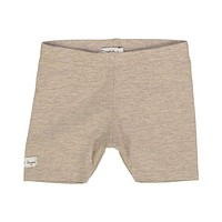 Lil Legs Unisex-baby Oatmeal Short Leggings