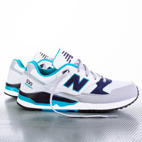 "New Balance 530 ""Running '90's Remix Collection"" - White/Teal/Navy"
