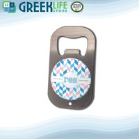 Gamma Phi Beta Bottle Opener Card Style