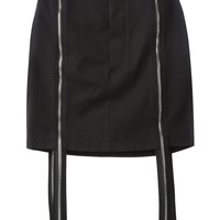 Hood By Air Double Zip Skirt - Dope Factory - Farfetch.com