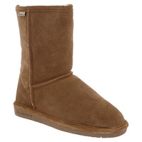 """Womens Emma 8"""" Boot by BEARPAW in color Hickory"""