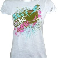 All Time Low Eye Ladies White T-Shirt - Buy Online at Grindstore.com
