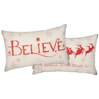 Believe in the Magic Pillow