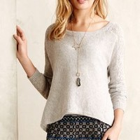 Finn Pullover by Knitted & Knotted Grey