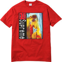 Supreme: Industrial Tee - Red