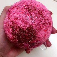 BombaBath Rose and Jasmine Bath Bomb
