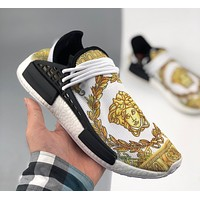 Adidas HUMAN RACE NMD Philippine Dong joint brand trend casual sports shoes