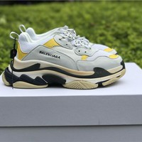 Balenciaga Triple S DSM Casual Shoes Clunky Sneakers