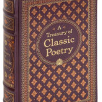 A Treasury of Classic Poetry (Barnes & Noble Collectible Editions) by Michael Kelahan, Hardcover   Barnes & Noble®