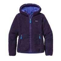 Patagonia Women's Retro-X Windproof Fleece Cardigan | Slipstream: Cobalt Blue
